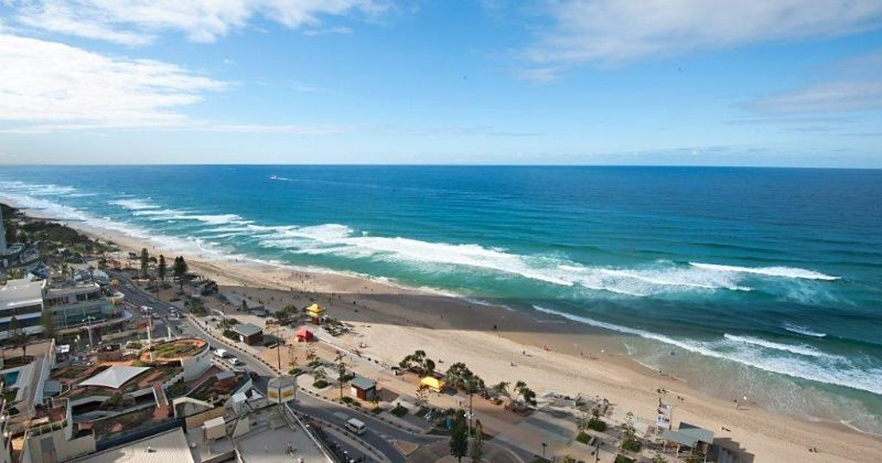 Would you like this view from your Surfers Paradise Accommodation?