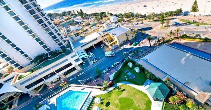 Our unmatched Surfers Paradise resort location
