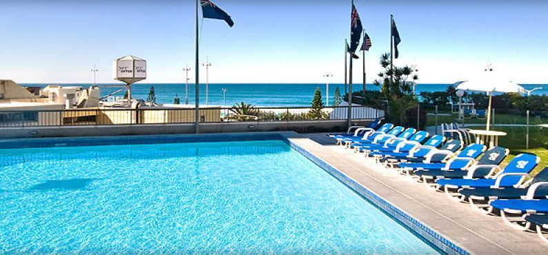Surfers International Apartments in Surfers Paradise