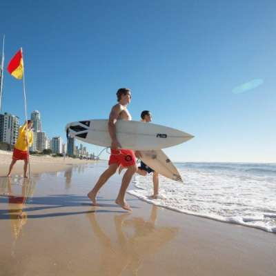 Gold Coast Surf Beach